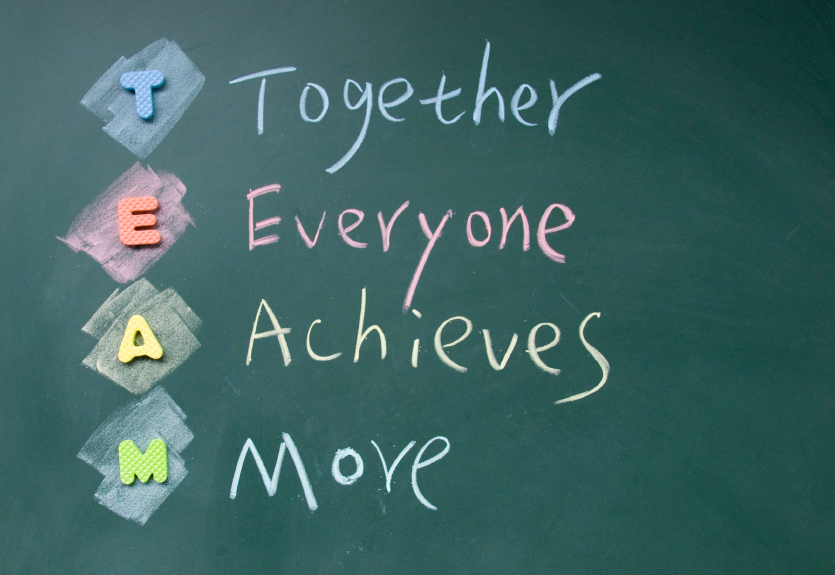 Collaborative Teaching Meaning ~ The power of collaboration home